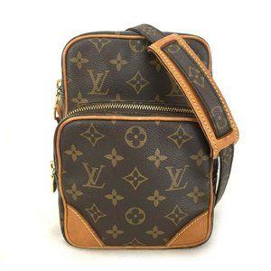 Louis Vuitton Monogram Amazone Crossbody Bag